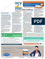 Pharmacy Daily for Fri 09 May 2014 - Guild 5CPA claim build up, PHARMAC on competition, CHD death rates fall, Events Calendar and much more