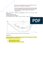 Ejemplo de Diseño de Una Captación de Agua Superficial 20marzo2014