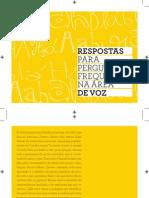 Upload-FAQs Em Voz 2009