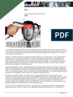 Ernesto Carmona.facebook¿Es de La CIA. (2009)