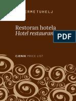 cjenik-restoran-hotela