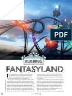Business Life - Building Fantasyland