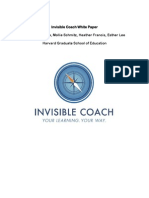 Invisible Coach White Paper May 2014
