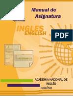 Ma Inglés II Plan 2010