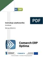 Comarch ERP Optima 2014.0.1-Instalacja