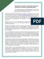 Financial Advisory Abney Associates i kinesiska ekonomin en huvudkandidat för överdrivna uppmärksamhet
