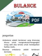 Cara Mengemudi Ambulance