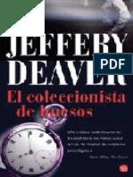 El Coleccionista de Huesos - Jeffery Deaver
