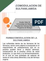 Farmacomodulacion de La Sulfanilamina