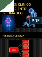 Examen Clinico Del Paciente Reumatico Expo