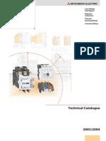 Kontaktorer MS-N Teknisk Katalog