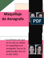 Maquillaje de Aerografo