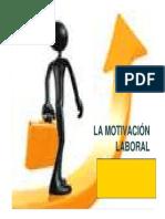 MOTIVACION LABORAL UNAMBA