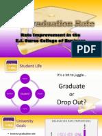 graduation rate final presentation
