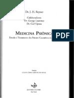 Dr j h Reyner Medicina Psionica