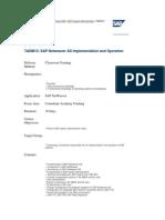 TADM10 TADM12 Course Catalog