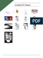 Toaru Majutsu No Index-NT Volume3
