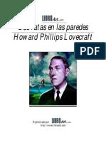 Ratas en Las Paredes, Las (Lovecraft)
