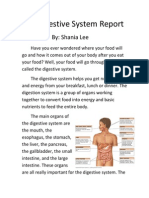 5z-12-shania lee digestive system report