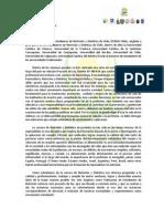 Carta a Diputados y Senadores Exclusividad Universitaria