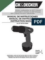 Cd121k Cd961 Manual