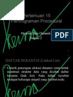 Pemrogramanpc15