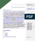 Contextual Study Diagramatical Context