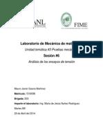 Practica 6 Laboratorio Mec. de Materiales