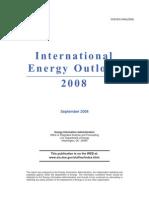 International Energy Outlook