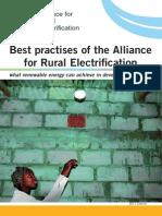 ARE Best Practice 2011
