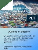 Plásticos y Su Impacto Ambiental