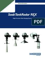 Saab Tankradar Rex