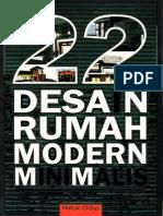 22 Desain Rumah Modern Minimalis.o
