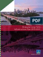 Brisbane Long Term Infrastructure Plan-full