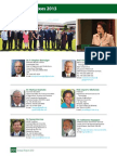 IRRI AR 2013 Board of Trustees 2013