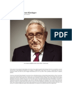 In Defense of Henry Kissinger