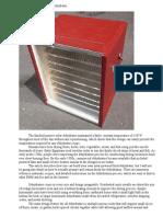 Build a Passive-solar Food Dehydrator