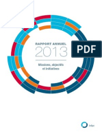 INFPC - rapport annuel 2013