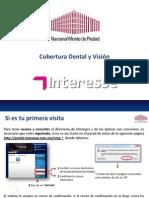 Tutorial Portal Dental y Visión NMP