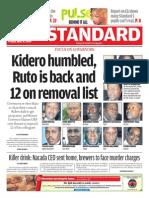 The Standard 09.05.2014