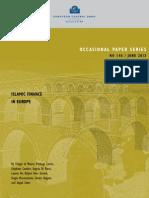 Islamic Finance in Europe