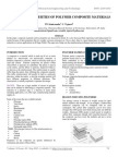 Mechanical Properties of Polymer Composite Materials