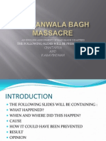 Jallianwala Bagh Massacre 2
