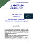 John Dee - La Mónada Jeroglífica