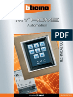 Bticino Home Automation