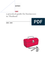 Recession a Practical Guide for Businesses in Thailand ENpdf