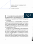 Telecommunications Regulation