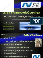 2 Net Framework Overview 120201085125 Phpapp01