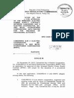 OrderERCCaseNo.2013-215RC