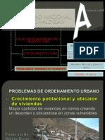 Problemas Urbanos en Huanuco